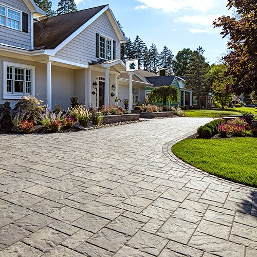 Patio Pavers & Paving Stone - Core Building Materials